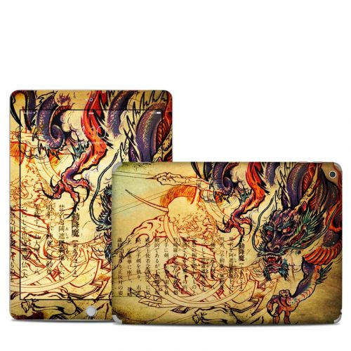 Dragon Legend iPad 5th Gen Skin