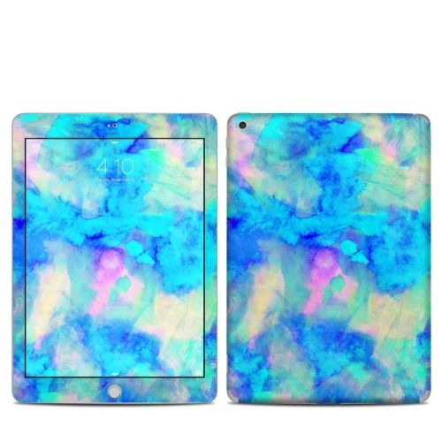 Electrify Ice Blue iPad 5th Gen Skin
