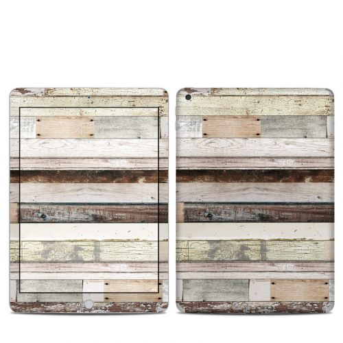 Eclectic Wood iPad 5th Gen Skin
