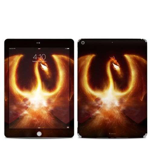 Fire Dragon iPad 5th Gen Skin