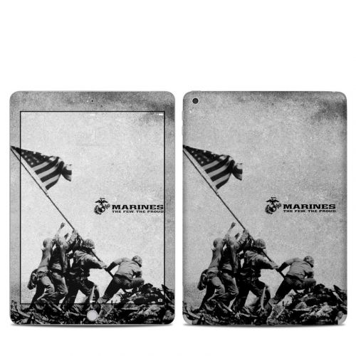Flag Raise iPad 5th Gen Skin
