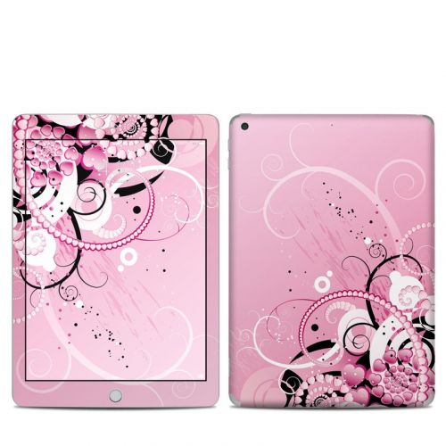 Her Abstraction iPad 5th Gen Skin