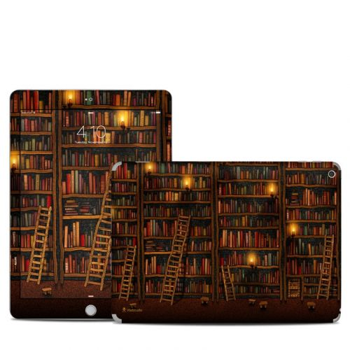Library iPad 5th Gen Skin