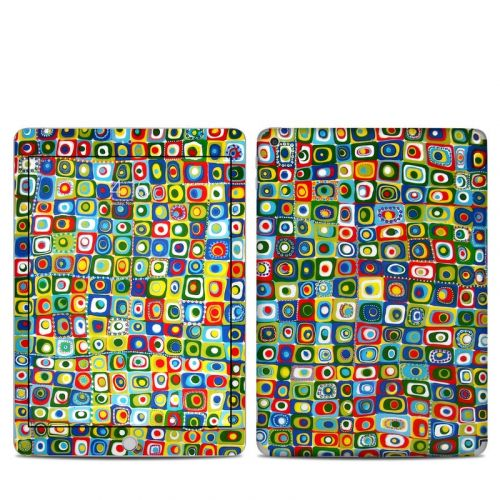 Line Dancing iPad 5th Gen Skin