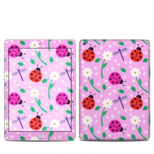 Ladybug Land iPad 5th Gen Skin