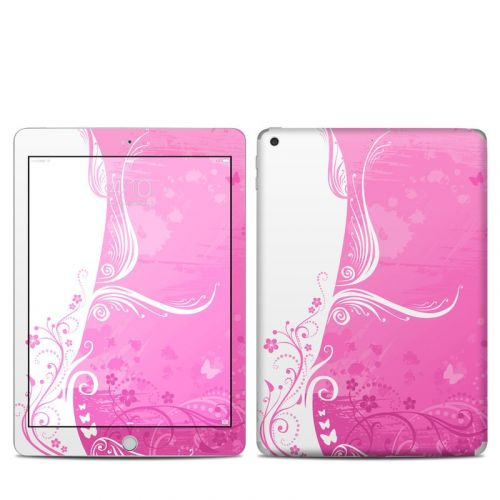 Pink Crush iPad 5th Gen Skin