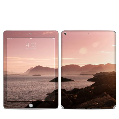 Pink Sea iPad 5th Gen Skin