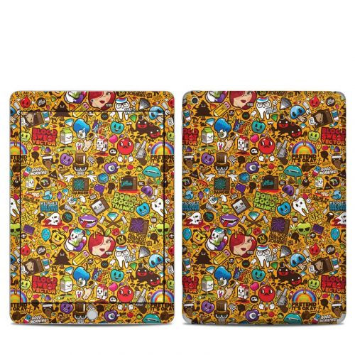 Psychedelic iPad 5th Gen Skin