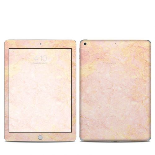 Rose Gold Marble iPad 5th Gen Skin