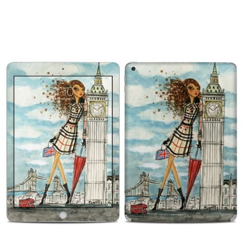 The Sights London iPad 5th Gen Skin