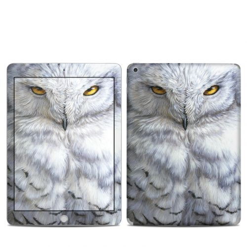 Snowy Owl iPad 5th Gen Skin