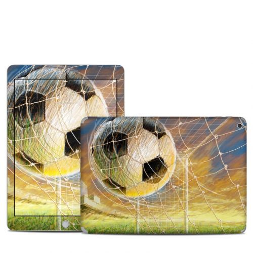 Soccer iPad 5th Gen Skin