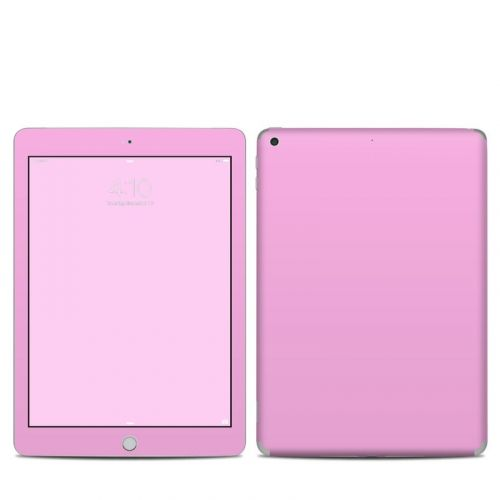Solid State Pink iPad 5th Gen Skin
