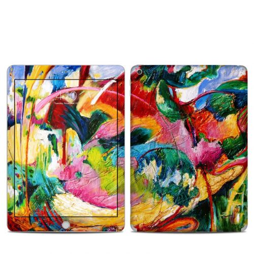 Tahiti iPad 5th Gen Skin