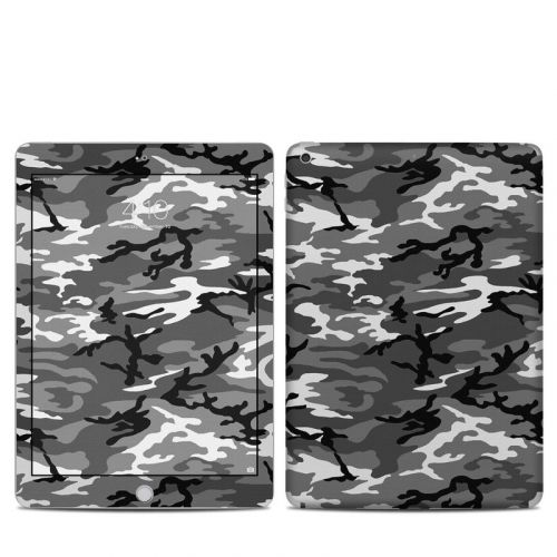 Urban Camo iPad 5th Gen Skin