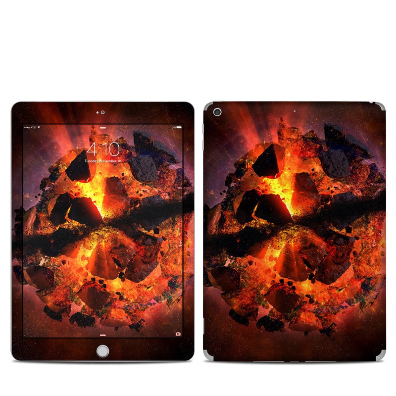 Aftermath iPad 5th Gen Skin