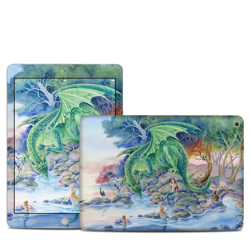 Of Air And Sea iPad 5th Gen Skin