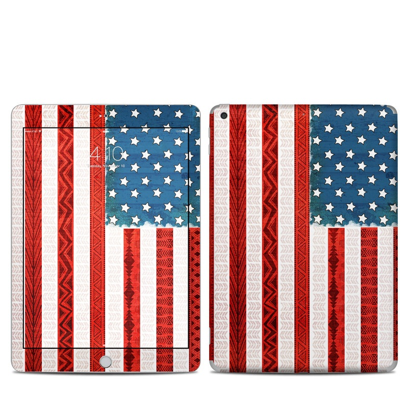 American Tribe iPad 5th Gen Skin