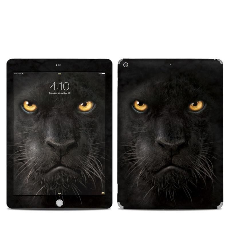Black Panther iPad 5th Gen Skin