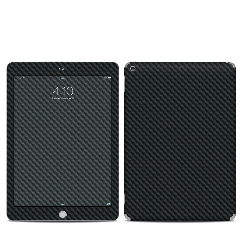 Carbon iPad 5th Gen Skin
