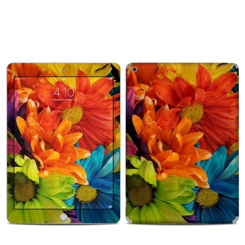 Colours iPad 5th Gen Skin
