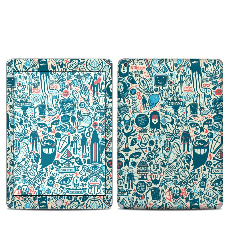 Committee iPad 5th Gen Skin