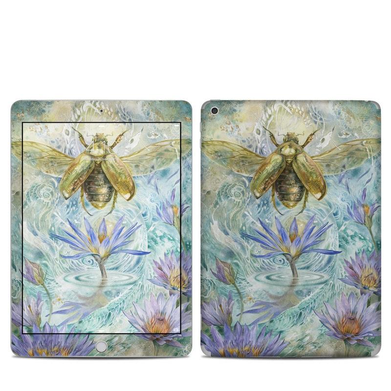 When Flowers Dream iPad 5th Gen Skin
