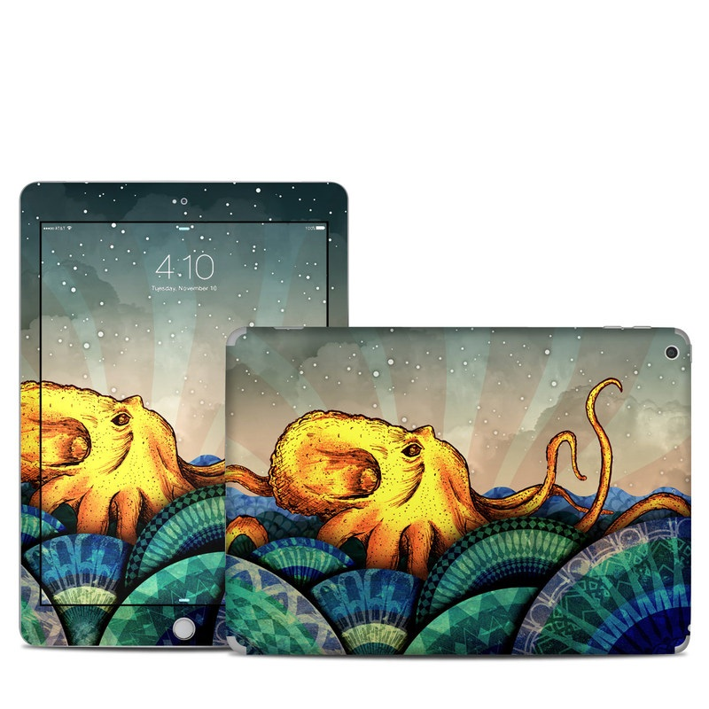 From the Deep iPad 5th Gen Skin