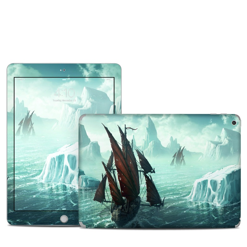 Into the Unknown iPad 5th Gen Skin