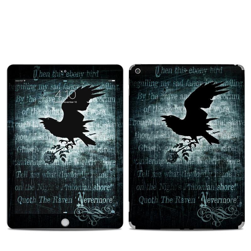 Nevermore iPad 5th Gen Skin