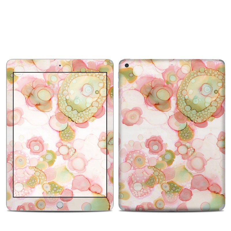Organic In Pink iPad 5th Gen Skin