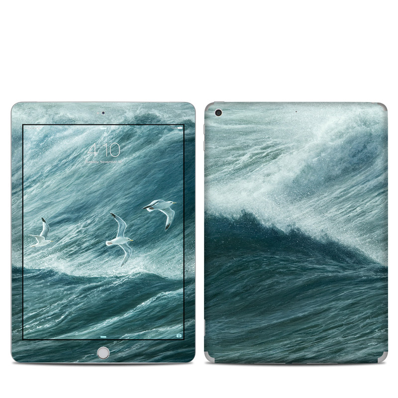 Riding the Wind iPad 5th Gen Skin