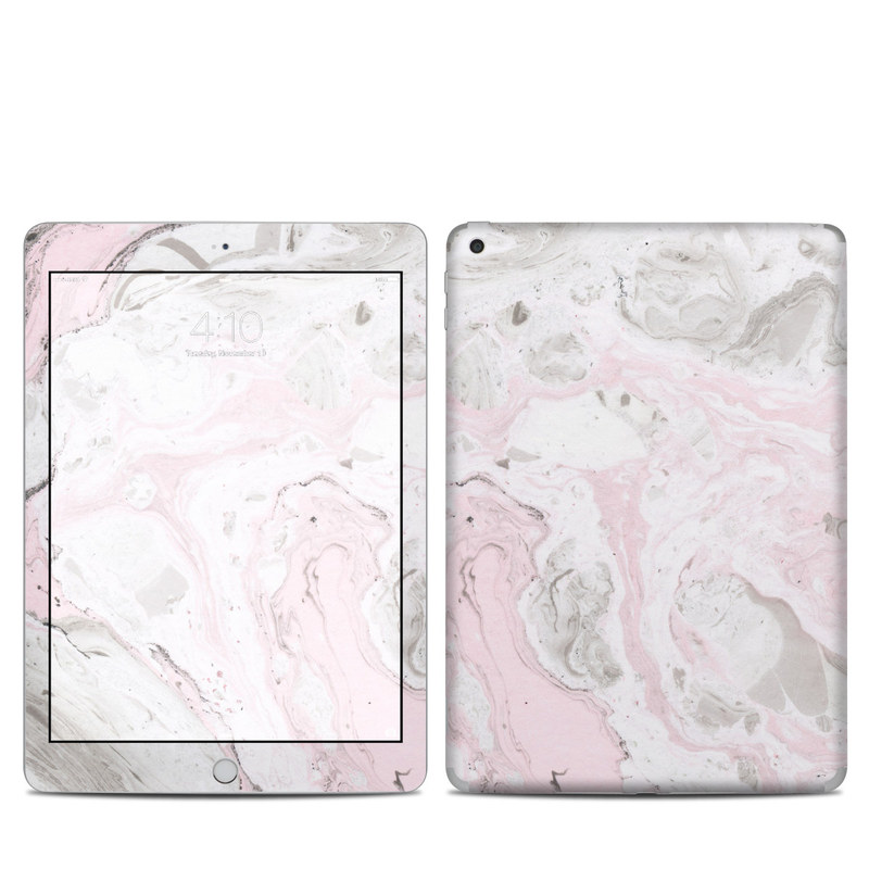 Rosa Marble iPad 5th Gen Skin