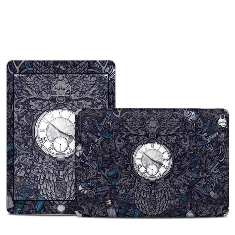Time Travel iPad 5th Gen Skin