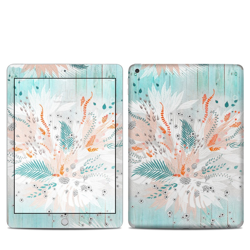 Tropical Fern iPad 5th Gen Skin