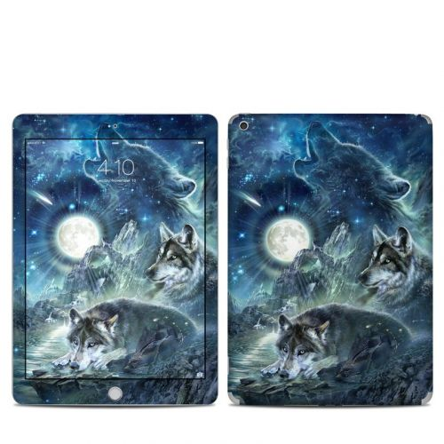Bark At The Moon iPad 6th Gen Skin