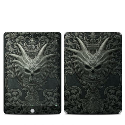 Black Book iPad 6th Gen Skin