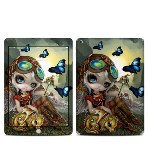 Clockwork Dragonling iPad 6th Gen Skin