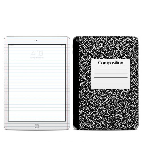 Composition Notebook iPad 6th Gen Skin