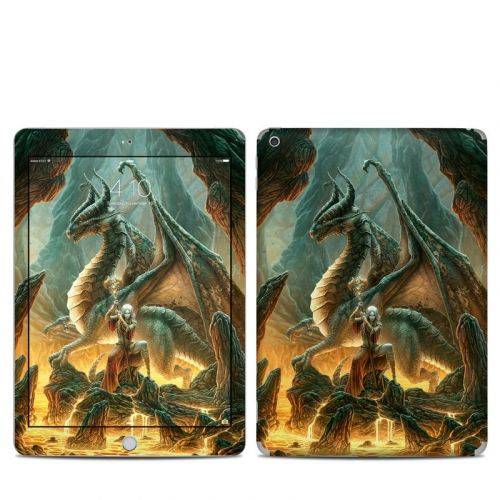Dragon Mage iPad 6th Gen Skin