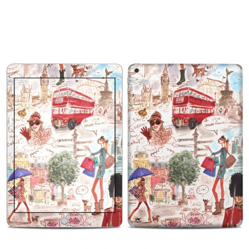 London iPad 6th Gen Skin