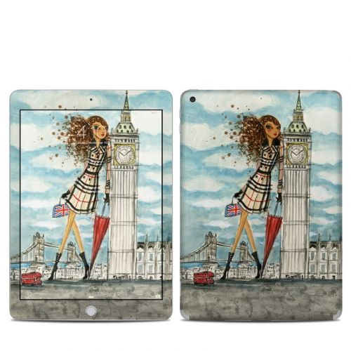 The Sights London iPad 6th Gen Skin