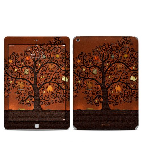 Tree Of Books iPad 6th Gen Skin