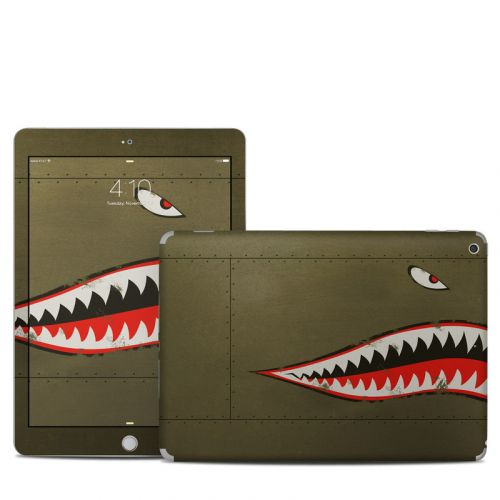 USAF Shark iPad 6th Gen Skin