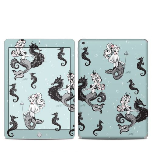 Vintage Mermaid iPad 6th Gen Skin