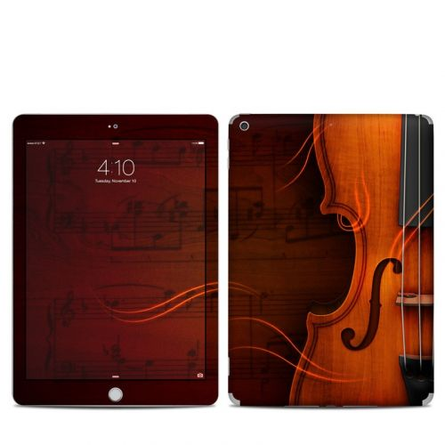 Violin iPad 6th Gen Skin