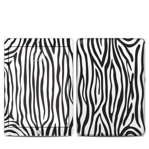 Zebra Stripes iPad 6th Gen Skin