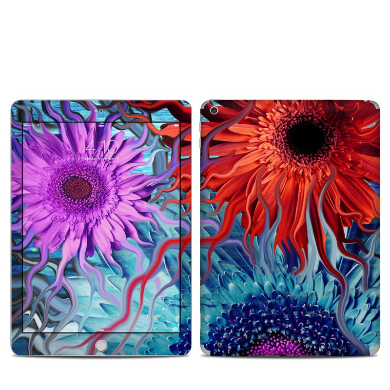 Deep Water Daisy Dance iPad 6th Gen Skin