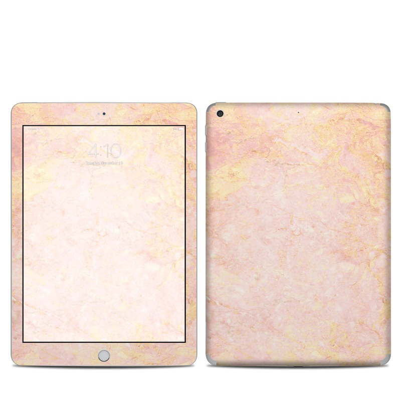 Rose Gold Marble iPad 6th Gen Skin