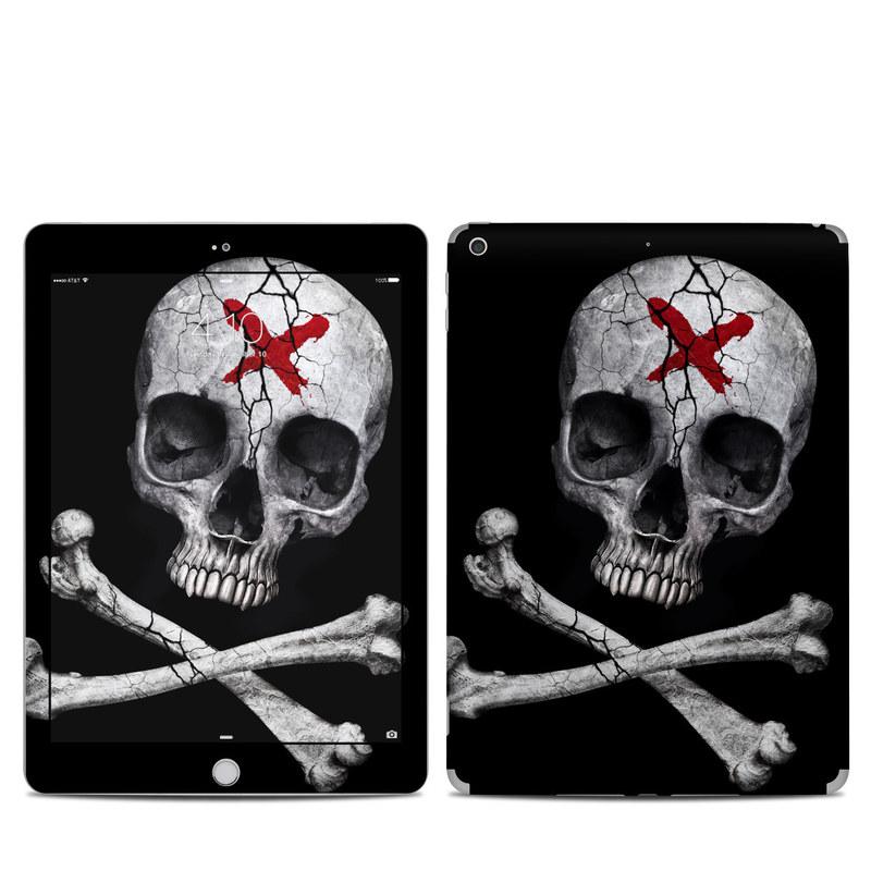 Stigmata Skull iPad 6th Gen Skin